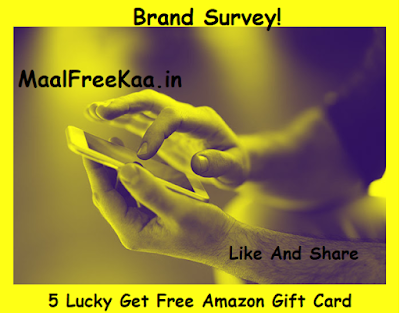 Your Favorite Brand Survey