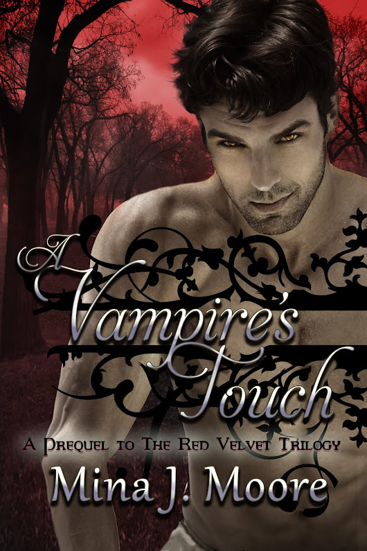 A VAMPIRE'S TOUCH (The Red Velvet Trilogy)