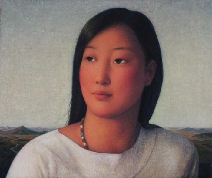 Жизнь чудесной и священной Монголии. Xue Mo