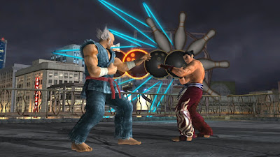 Download Tekken 5 Highly Compressed