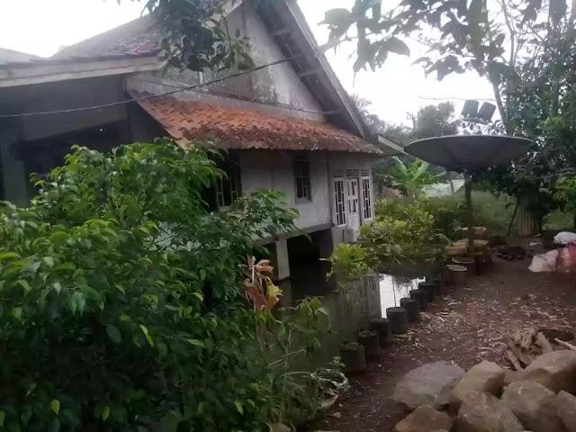 Dijual villa di wilayah sejuk di kaki Gunung Burangrang!