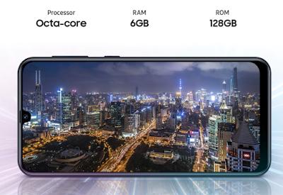 Samsung Galaxy M31 Internals