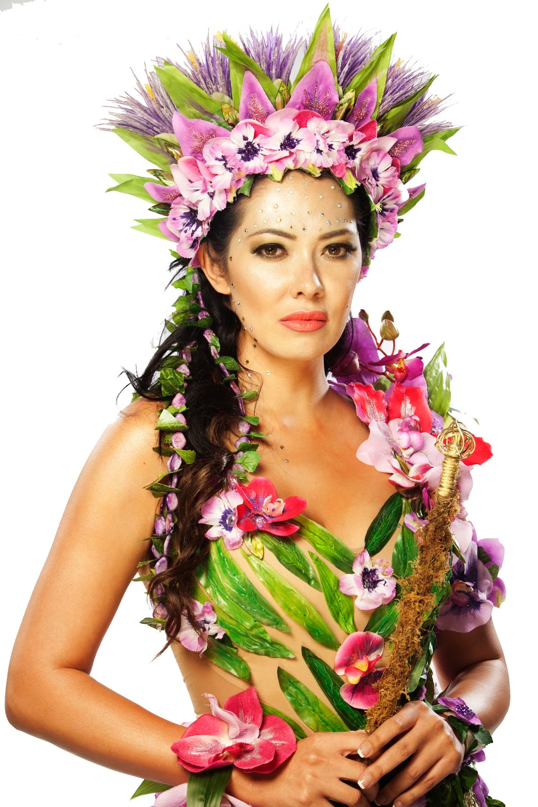 Ruffa Gutierrez Is With Tv5 S Enchanted Garden But Does Filmfest Movie With Gma 7 Showbiz Portal