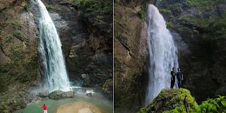 Keindahan Air Terjun Sarasah Barasok Bikin Fresh dan Makin Betah