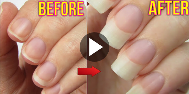 See How To Grow Nails Within 2 Days!