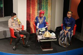 "Dialog Kapolda Sulsel Bersama Para Juara Lomba Nyanyi"" Live TVRI"