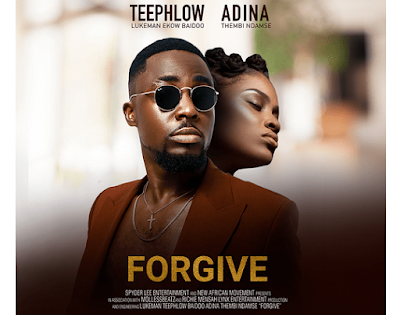 TeePhlow ft. Adina – Forgive (Prod. by MollessBeats)