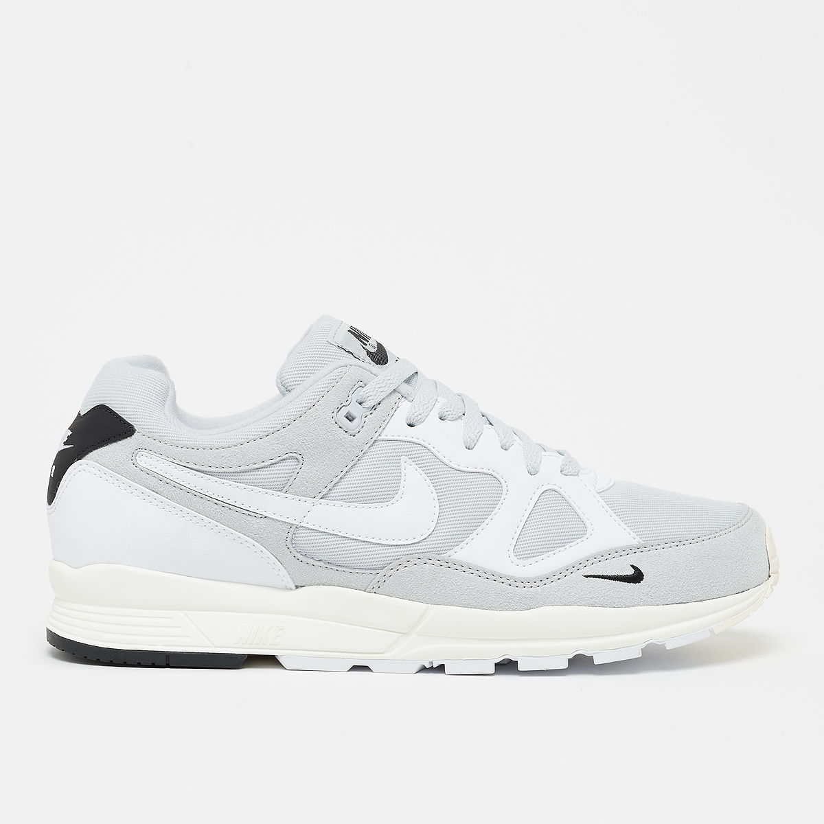 huge selection of 90c78 a77e3 Nike Air Span II SE pure platinum