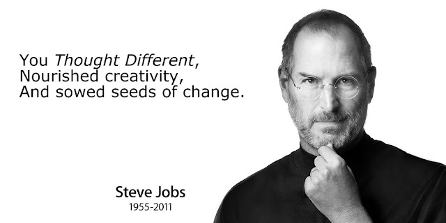 एप्पल फाउंडर स्टीव जॉब्स की जीवनी – Steve Jobs Biography in Hindi
