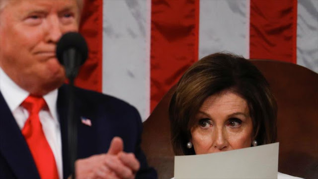 Líderes demócratas advierten a Trump de su aventurismo contra Irán