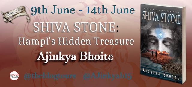 Shiva Stone: Hampi's Hidden Treasure by AJINKYA BHOITE