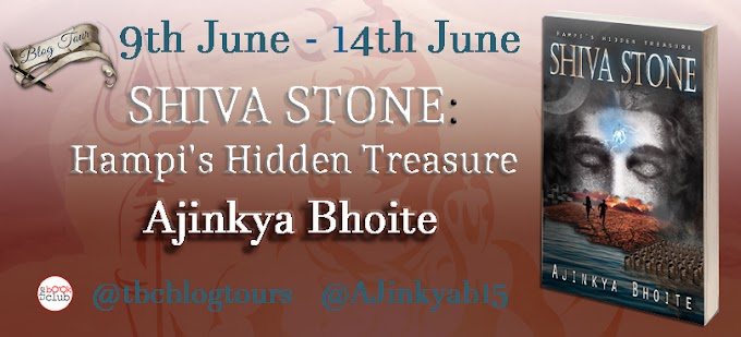 Blog Tour: Shiva Stone by Ajinkya Bhoite
