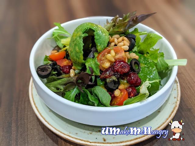 Poulet - Salad de Paris