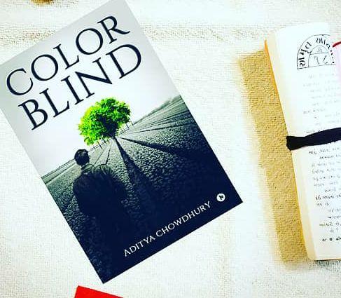 Color Blind by Aditya Chowdhury
