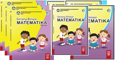 Buku Matematika K13 Revisi 2018 Guru dan Siswa Kelas 4