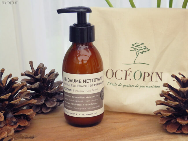 oceopin baume nettoyant demaquillant avis