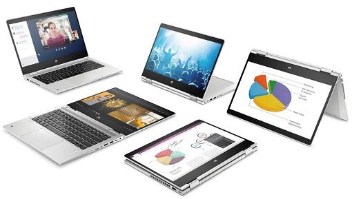 2 Seri Laptop Terbaru HP Resmi Dirilis Cocok Untuk Pelaku UKM