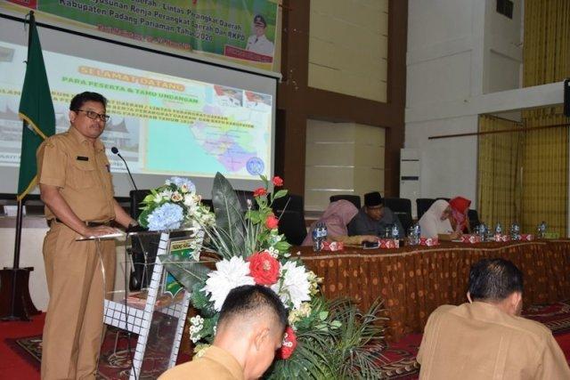 Kepala Bapelitbangda Ir. H. Ali Amran, Mp Disebut Layak Dampingi Suhatri Bur Sebagai Calon Bupati Padang Pariaman
