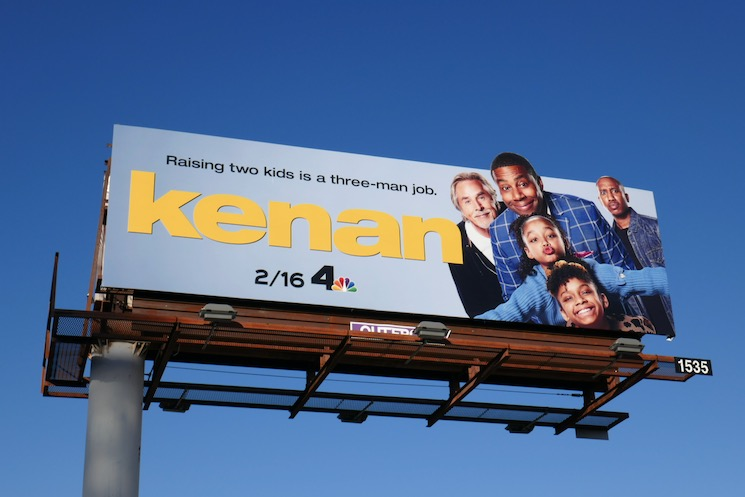Kenan season 1 billboard