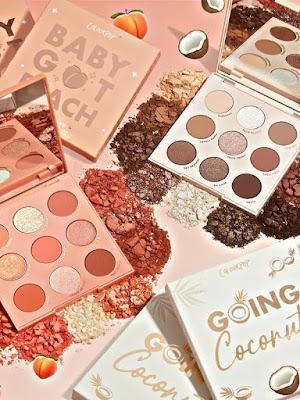 ColourPop Eyeshadows trends 2020