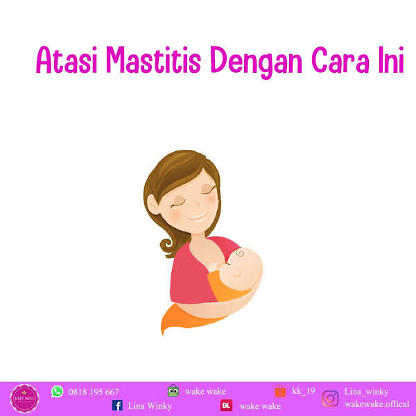 Atasi Mastitis Dengan Cara Ini (1)