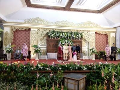Harga Dekorasi Pernikahan