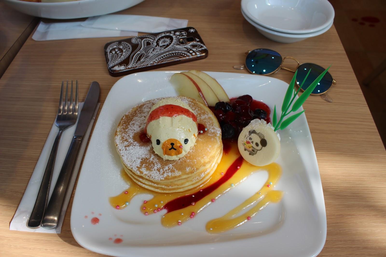pancakes tokyo