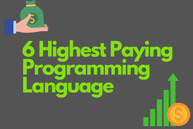 Highest Paid Programming Languages