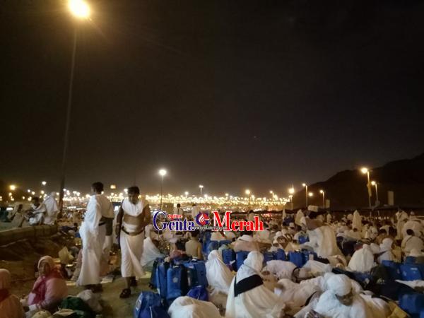 Jemaah Haji Asal Lamteng Meninggal Dunia Usai Armina