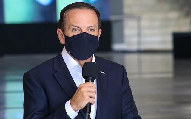 Governo de São Paulo anuncia medidas mais restritivas contra pandemia no estado