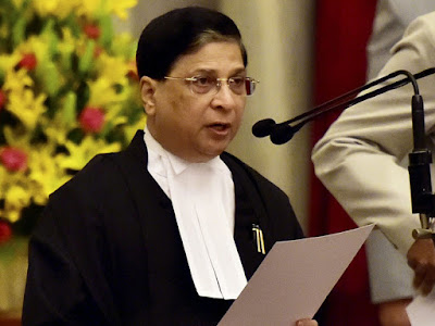 Justice Dipak Misra, Chief Justice of India, CJI, Supreme Court