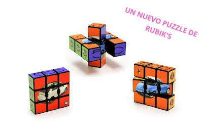 Rubik's Edge - El nuevo juguete de Rubik's para tu comunicación