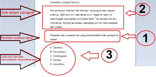 Jenis-Jenis Paragraf Beserta Contoh: Dilengkapi dengan contoh soal ujian nasional Bahasa Indonesia dan Tips UN