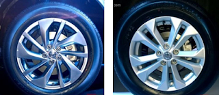 velg All New Nissan X-Trail