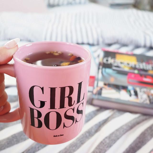 girlboss mug