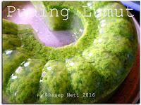 Resep Puding Lumut