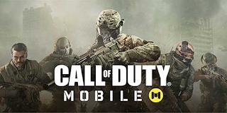 Download CALL OF DUTY MOBILE Apk Mod DATA Versi Terbaru