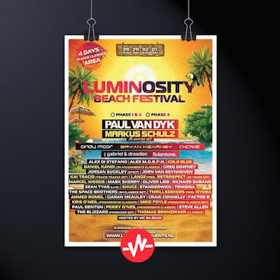 Luminosity Beach Festival 2018