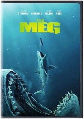 The Meg  [2018] [DVD R2] [PAL] [Castellano]