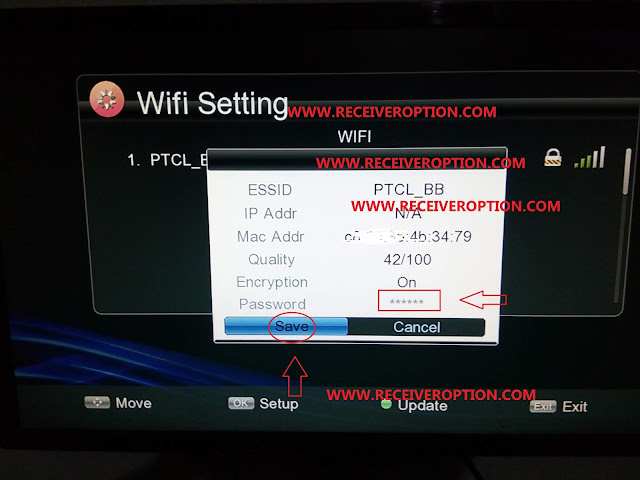 HOW TO CONNECT WIFI ECHOLINK 570 2018 HD RECEIVER