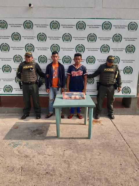 Piratas terrestres enfrentaron a tiros a la Policía en la vía a Paraguachón
