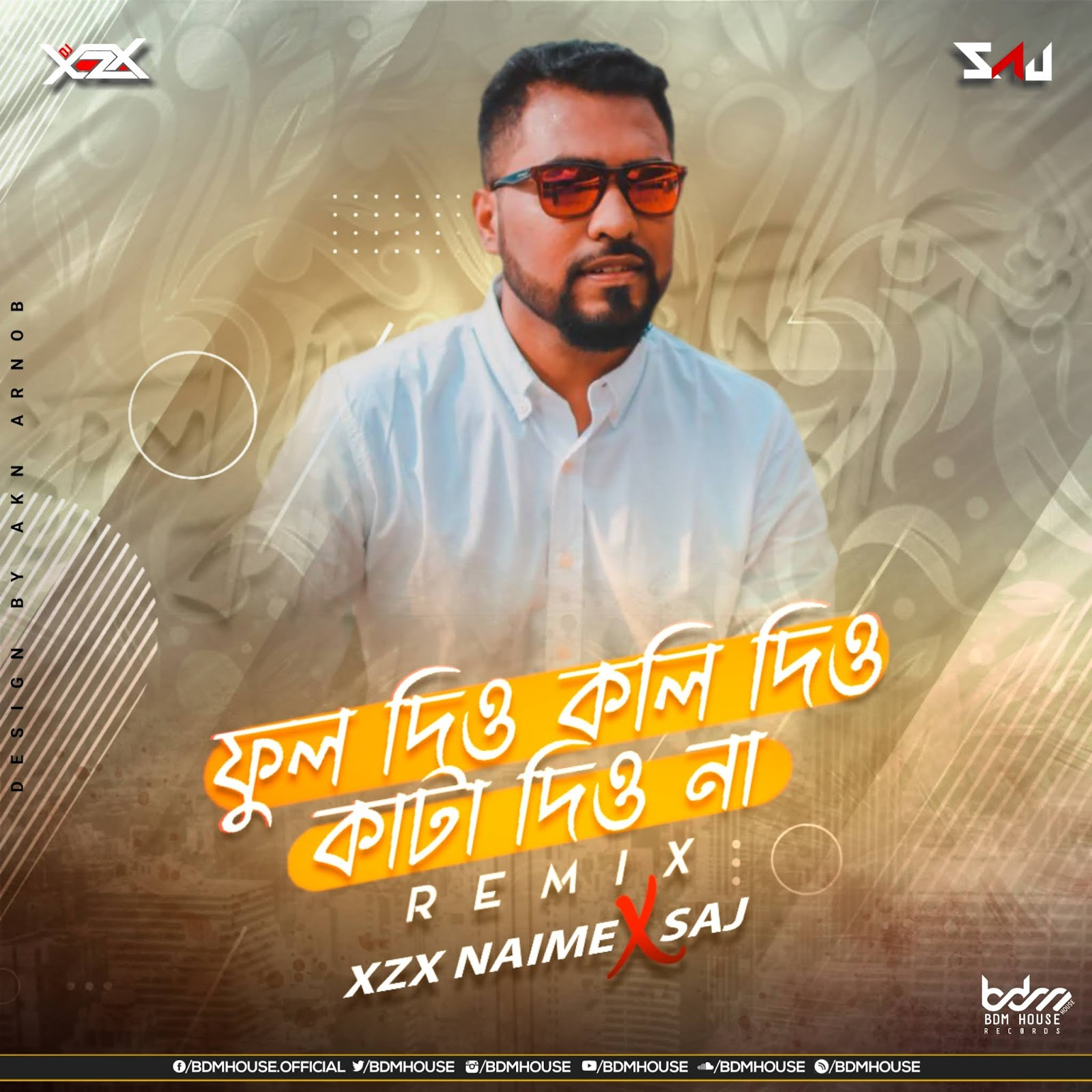 Kamor Diona (Remix) - Xzx Naime & SAJ