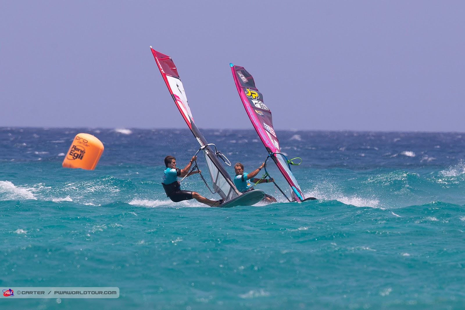 Phil's Windsurfing Blog