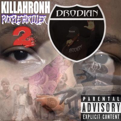 """Artist Spotlight: KILLARONH -- """"Purple Thriller 2"""""""
