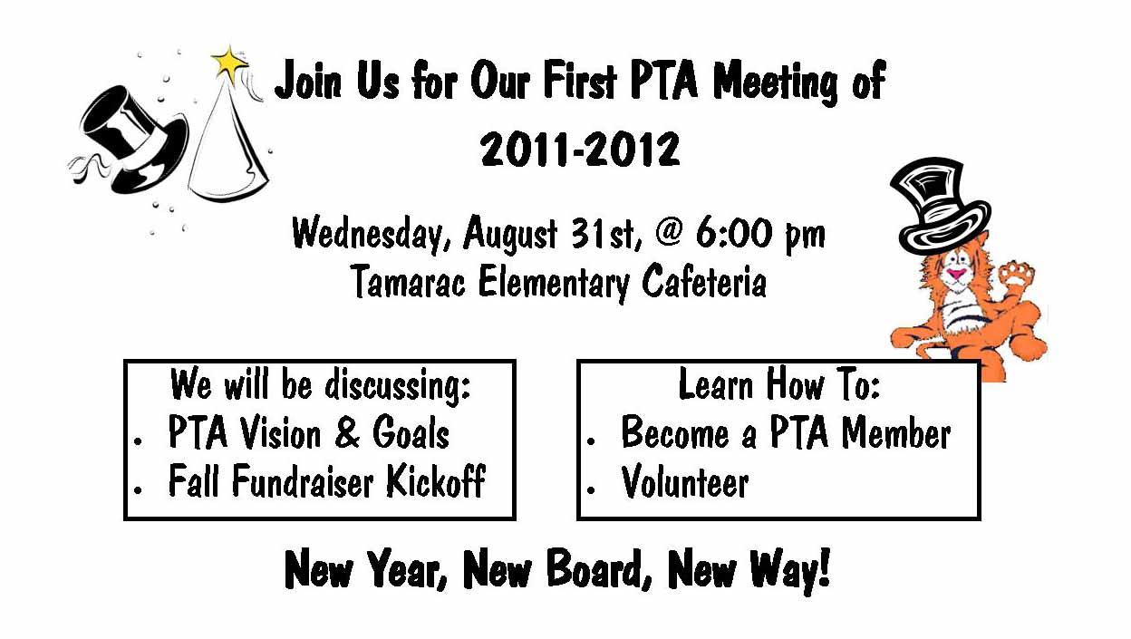 Join the pta parent teacher association flyer template   postermywall.