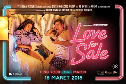 Love For Sale (2018) HD