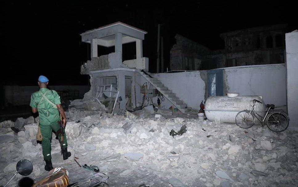 Ataque suicida en Somalia