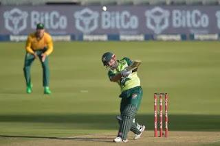 South Africa vs Pakistan 1st T20I 2021 Highlights