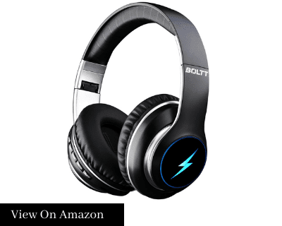 Fire-Boltt Blast 1200 On-ear Bluetooth headphones
