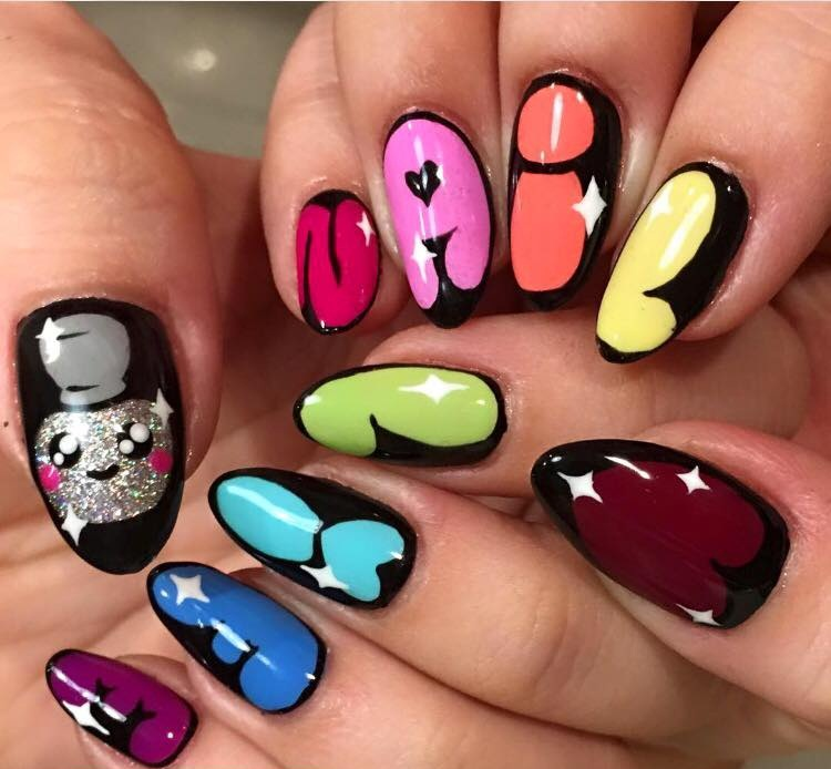 Simple nail designs you can do at home with nailsdesign2diefor Nail design ideas to do at home